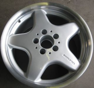 SLK320 SLK230 CLK430 320 AMG Alloy Wheel Rim 1 Single Rear