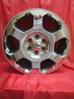 Ford F150 Chrome Clad Faced Wheel Rim Factory 2010 2012 3786