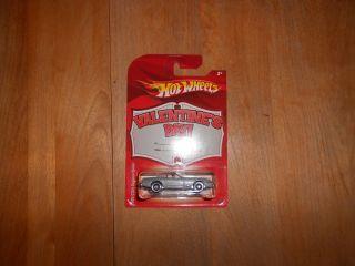 Hotwheels Valentines Day 365 GTS4 Ferrari Daytona Spyder RARE Card Car