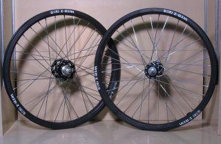 Old School BMX ACS Z Wheels 20 Z Rims Front Z Hub Rear Sunshine Hub