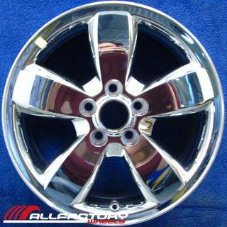 Ford Escape Mercury Mariner 17 2008 2009 2011 2012 Chrome Rim Wheel