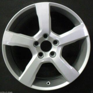 2012 Volvo S40 S50 17 5 Spoke Factory Alloy Wheel Rim H 70373