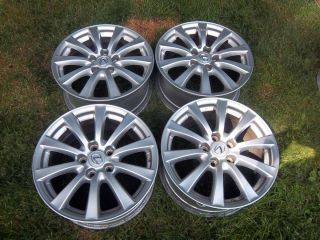 17 Lexus IS250 IS300 Factory Wheels Rims 74216 is350 GS300 gs350 GS430