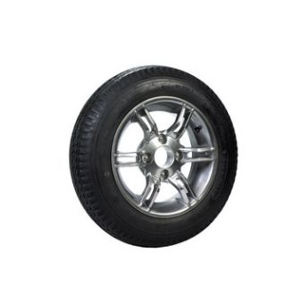 Can Am Spyder Roadster RT 622 Trailer Spare Tire Chrome 219400218