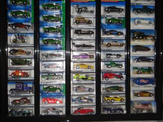 HoT WheeLs ( 50 count TREASURE HUNT LOT ) all in Great Shape,and New