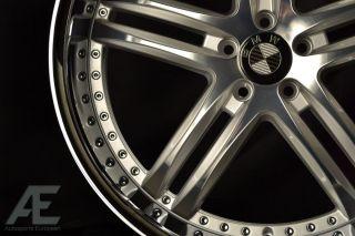 BMW 745i 745LI 760i 760LI Wheels Rims and Tires GTX 15 Silver