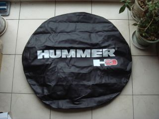 Spare Wheel Tire Cover Hummer H3 265 75R16 P285 70 R16 Large Size Free