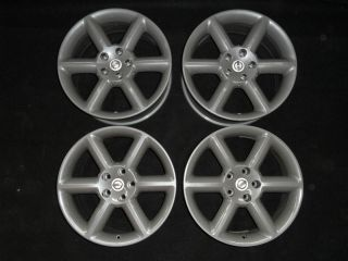 350Z grey graphite18 OEM factory wheels rims set of 4 wheel rim NICE