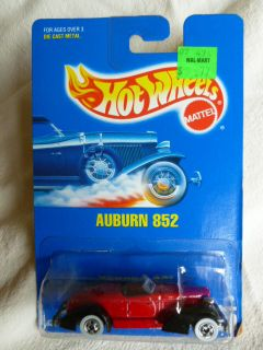1991 Hot Wheels Auburn 852 Car Collector 215
