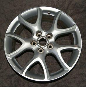 18 Mazda 3 Mazda Speed 3 Factory Alloy Wheel Rim