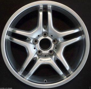 C230 C55 CL55 CLK55 02 03 04 05 06 18 AMG Front OEM Wheel Rim H 65383
