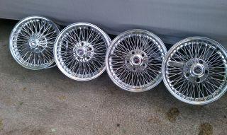Dayton Wire Wheels 15x7