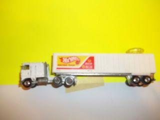 Hot Wheels Steering Rigs Hot Wheels Truck Solid Door