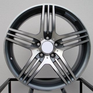 19 AMG Style Wheels Rims Fit Mercedes S320 S350 S500 S600