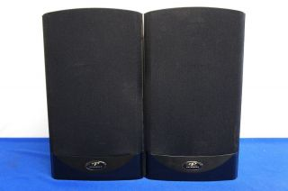 Pair of Paradigm Reference Studio 20 V 2 Bookshelf Speakers Black