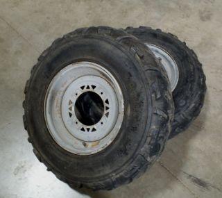 Polaris Diesel 4x4 Front Wheels Tires ATV 325 335 500 Sportsman Magnum