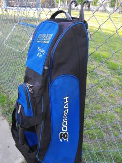 Gently Used Boombah Beast Jr Bat Bag on Wheels