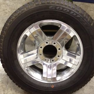 Factory Ford F 250 Harley Davidson Wheels and Tires 4