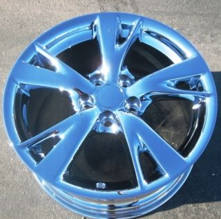 Lexus IS250 is350 SC430 GS430 IS300 Chrome Wheels Rims Set of 4