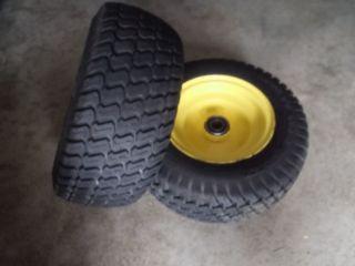 John Deere GT225 GT235 GT245 Front Rims and Tires