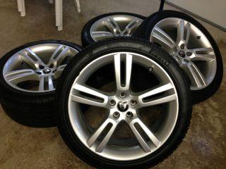Jaguar XK XKR 07 09 Jupiter Wheels Tires Factory