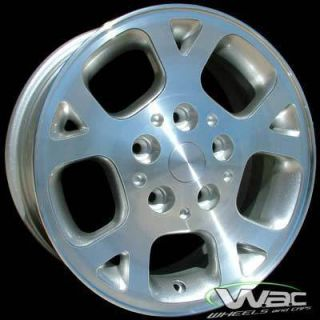 16 Jeep Grand Cherokee Wheels Rims 1999 2004 New