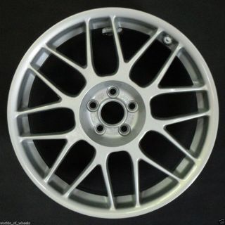 06 Volkswagen VW Jetta 18 16 Spoke BBS Factory OEM Wheel Rim H# 69806