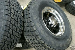 285 75 16 ion Chevy GMC 1500 Rims Nitto Terra Tires