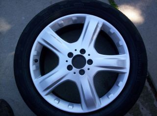 BENZ ML350 R350 ML500 19 FACTORY OEM wheel/rim 06 2006 2007 2008 2009