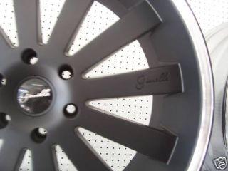 22 Gianelle Santorini Wheels Tire Giovanna BMW 300 asanti Lexani Dub