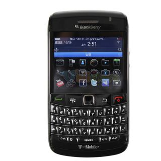 BlackBerry 9780 Bold 3 Smartphone Camera Cell Phone RIM Wifi Black