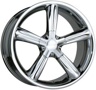 17 Chrome Decorsa Wheels Rims Toyota Camry Avalon Sienna Rav 4 Venza