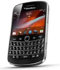 Blackberry 9900 Unlocked Cell Phone   International Version, Charcoal