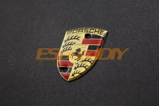 Porsche Rim Wheel Center Hub Cap Emblem Badge 987 996 997 911 Boxster