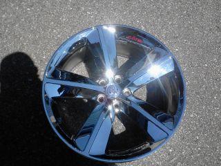 20 Chrome Factory Dodge Challenger R T Dodge Charger SRT8 Wheel Rim