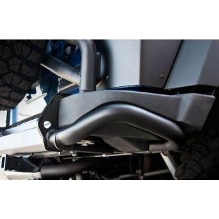 Aev 07 12 Jeep Wrangler JK Rear Tire Carrier No Bumper