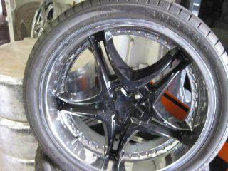 24 KMC Maven 136 Wheel Tire Tis MOZ asanti Dub MHT 26 FOOSE Giovanna