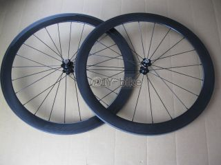50mm Tubular Full Carbon Wheels 700c Carbon Bike Wheels