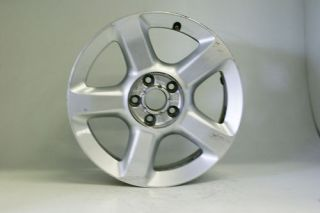 Used 17 Audi A4 A6 Silver Factory Wheel 58764