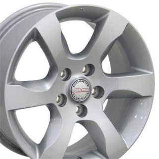 16 Rims Fit Nissan Altima 07 Silver Wheels 16x7