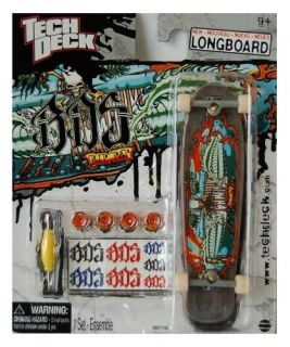 YOU ARE BUYING A BRAND NEW, TECH DECK BULLDOG SKATES (BDS) SKULL WAVE