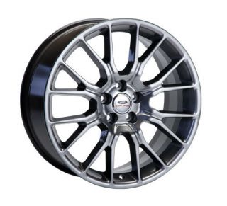 13 Ford Racing Mustang GT V6 Spider Wheels Complete Set of Four