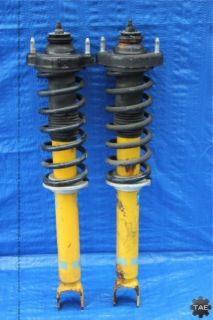 2006 MITSUBISHI LANCER EVOLUTION MR OEM BILSTEIN SHOCKS STRUTS SPRINGS