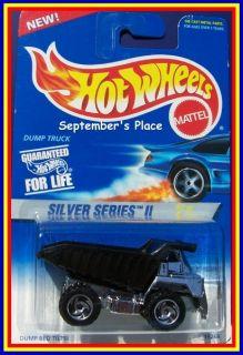 1996 Hot Wheels 420 Dump Truck