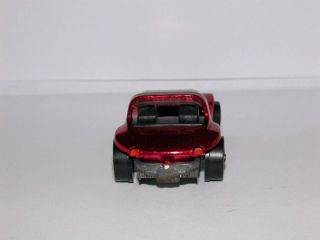 Redline Hotwheels Red Sand Crab