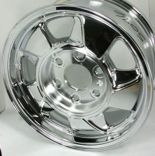 Chrome Chevrolet Tahoe Wheels Rims 5096 12368970