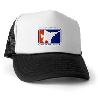 Gifts  Hats & Caps  F35 Joint Strike Fighter Trucker Hat