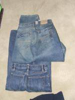 Boys Abercrombie Lot Size Medium 8 Items Jeans Shirts Hoodie