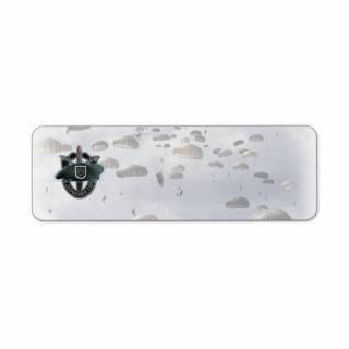 5th special forces group return address Label