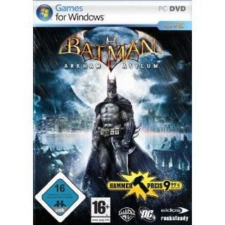Batman Arkham Asylum Pc Games